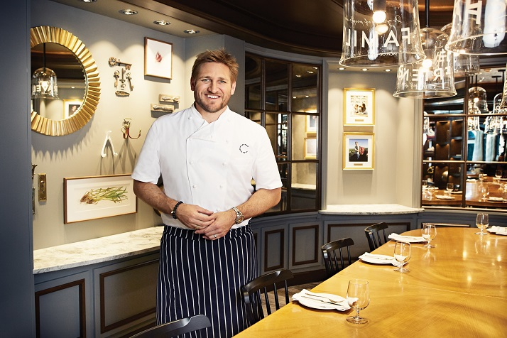 Chef Curtis Stone's SHARE Restaurant  Set to Debut Down Under on Sun Princess This Month