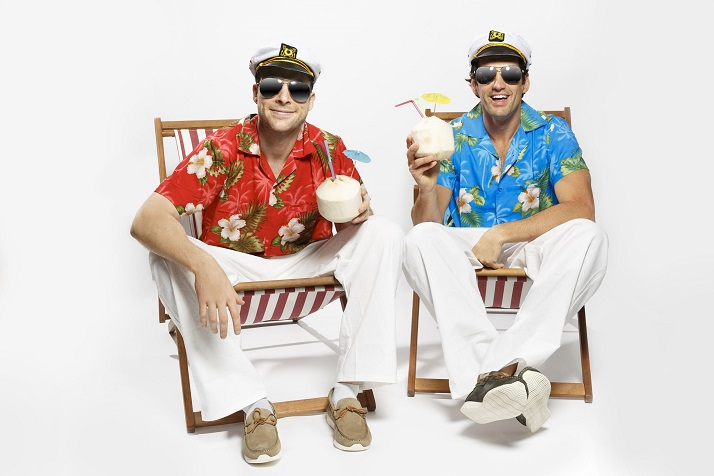All For Fun and Fun For All: Carnival Hosts The People's Cruise as Hamish & Andy  Head to Sea for the Biggest Broadcast from the Pacific