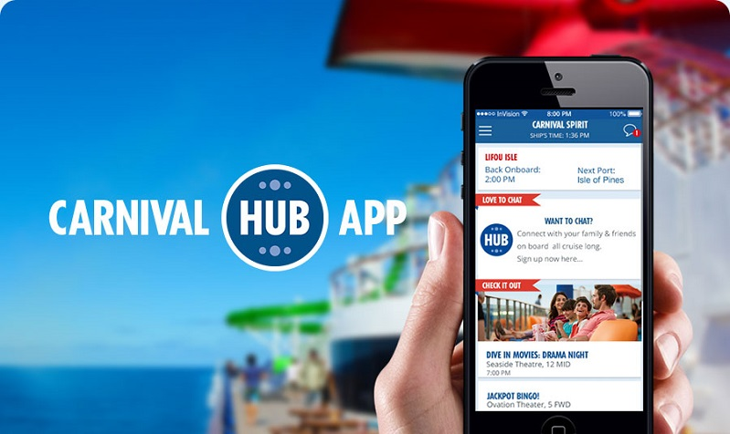 Carnival Puts Fun Times on the Go with New Mobile App