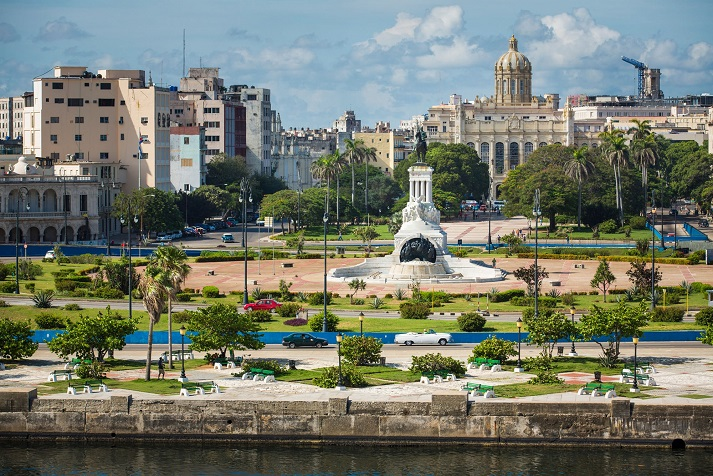 Havana, Cuba to Feature on Select Carnival Paradise Cruises