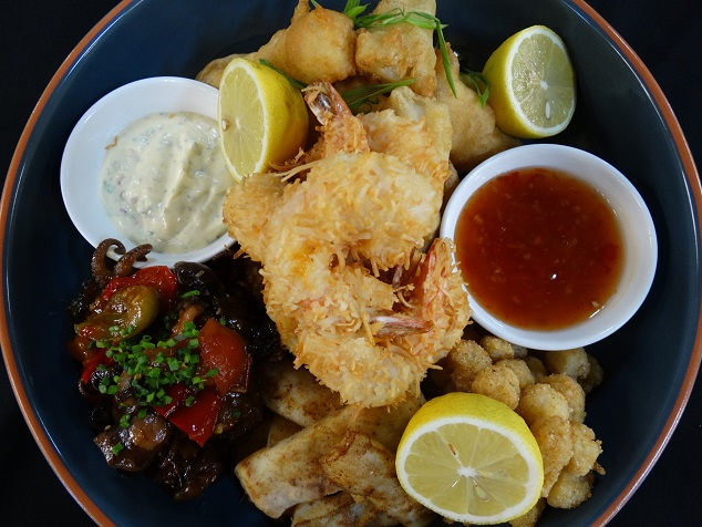 Pacific Dawn to Offer Cracking New Seafood Restaurant