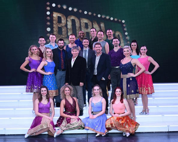 PRINCESS CRUISES CELEBRATES THE NEW YORK PREMIERE OF BORN TO DANCE