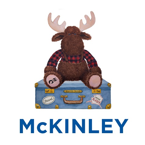"PRINCESS CRUISES INTRODUCES MCKINLEY ""MAC"" THE MOOSE"