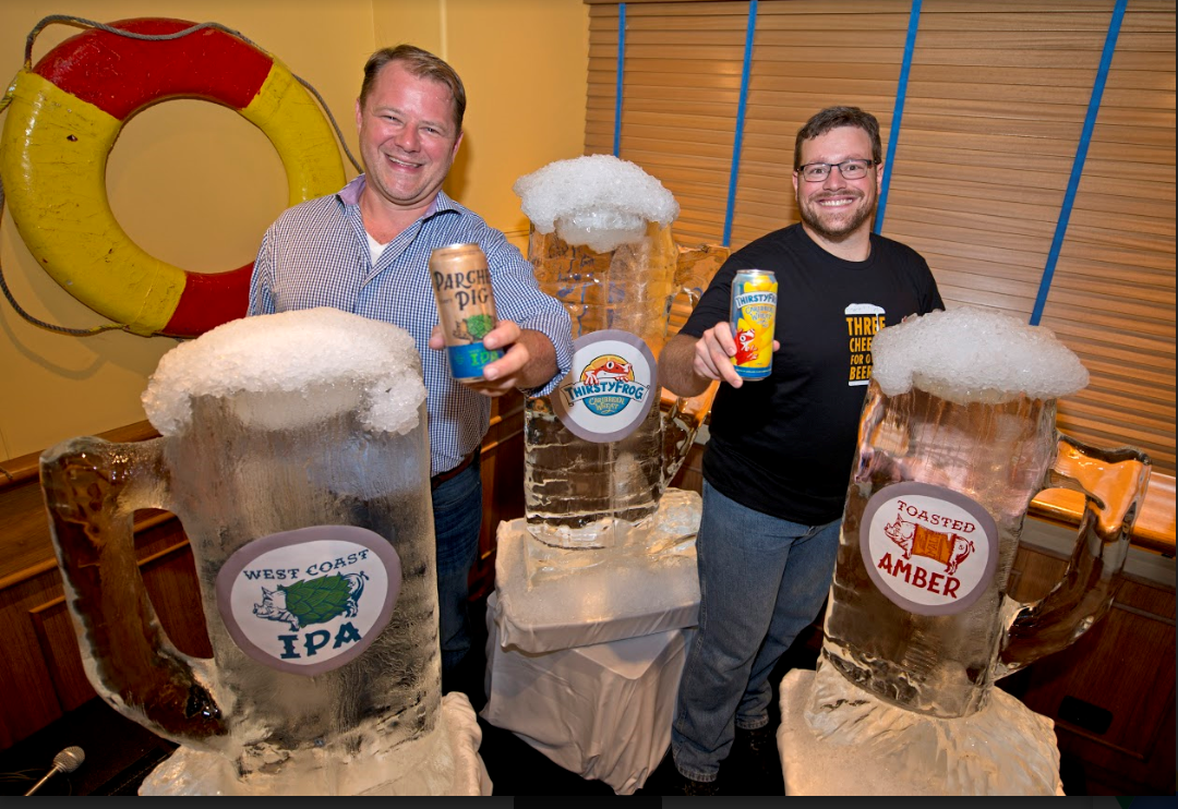 CHEERS! CARNIVAL'S PRIVATE LABEL BEERS ARRIVE IN AUSTRALIA