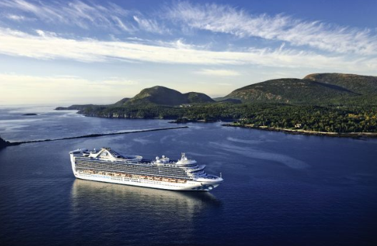 PRINCESS CRUISES RANKS #1 IN AUSTRALIA AND NEW ZEALAND