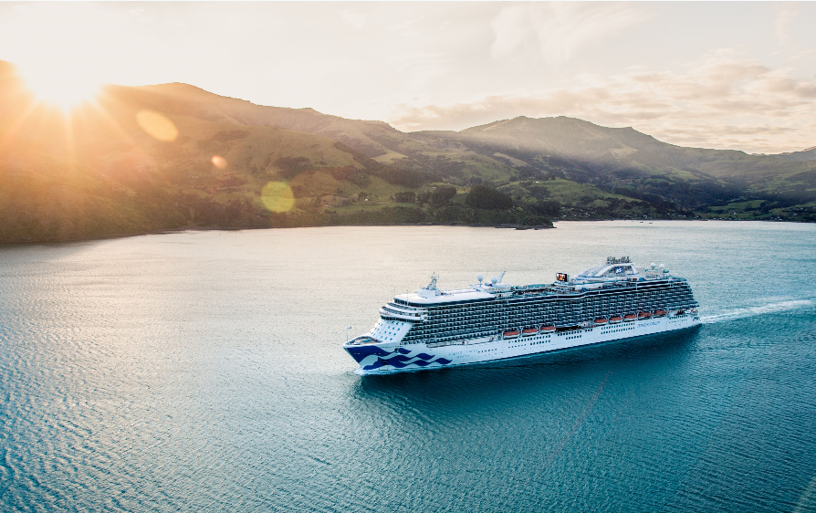 PRINCESS CRUISES LAUNCHES NEW LOCAL PARTNERSHIP PROGRAM IN NEW ZEALAND