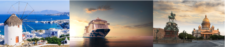 PRINCESS CRUISES ANNOUNCES 2021 EUROPEAN SEASON WILL FEATURE MEDALLIONCLASS HOLIDAYS ACROSS FLEET OF FIVE SHIPS
