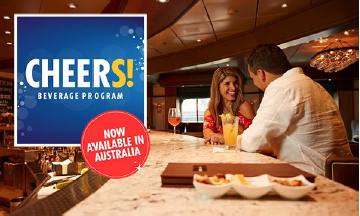 CARNIVAL RAISES A GLASS TO NEW CHEERS! BEVERAGE PROGRAM