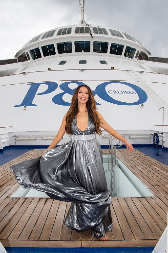 Ricki-Lee and P&O Cruises Australia Remaster Classic Queensland Anthem to Celebrate Landmark Brisbane Cruising Countdown
