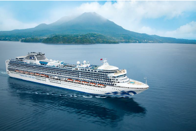 Princess Cruises Offers Spring Flowers and Unique Local Festivals During 2021 Japan Season