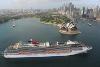 Sydney says G'Day to Carnival Spirit – The newest and largest ship to call Australia home