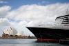Queen Mary 2 Makes History as the Largest Ship  to Berth at Sydney's Overseas Passenger Terminal