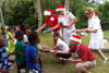 P&O Cruises Bring Christmas Cheer to Pacific Islands