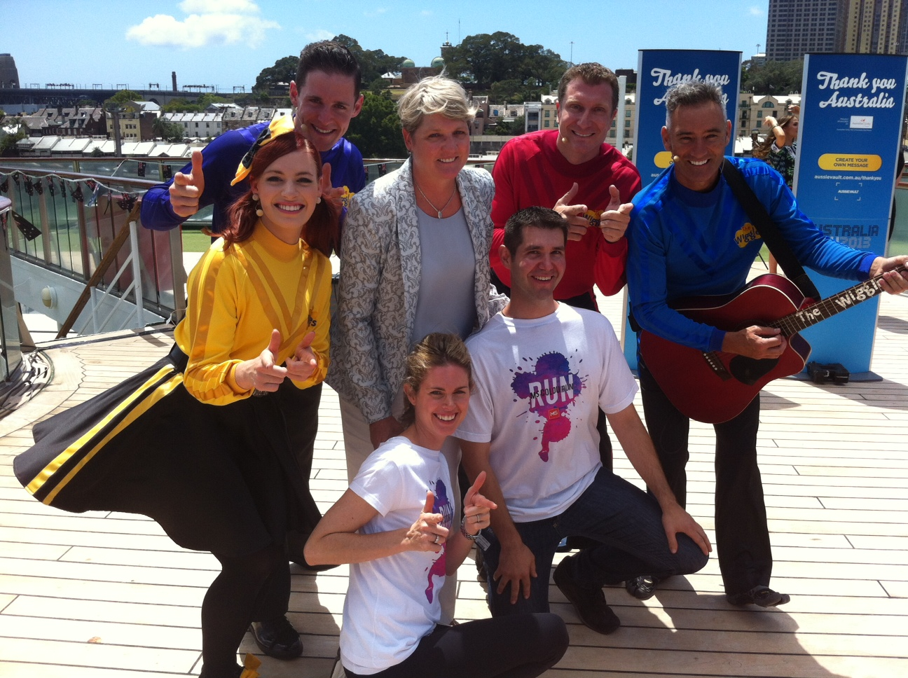 P&O Cruises Joins the Wiggles for Australia Day Launch