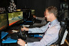 V8 Racing Car Simulator has Pacific Pearl Passengers Revved Up