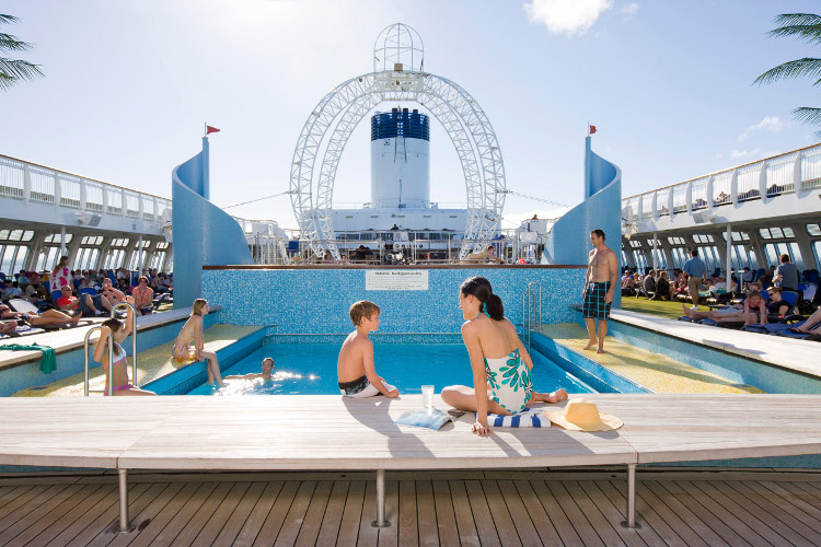 P&O Cruises Voted Best Family Cruise Line