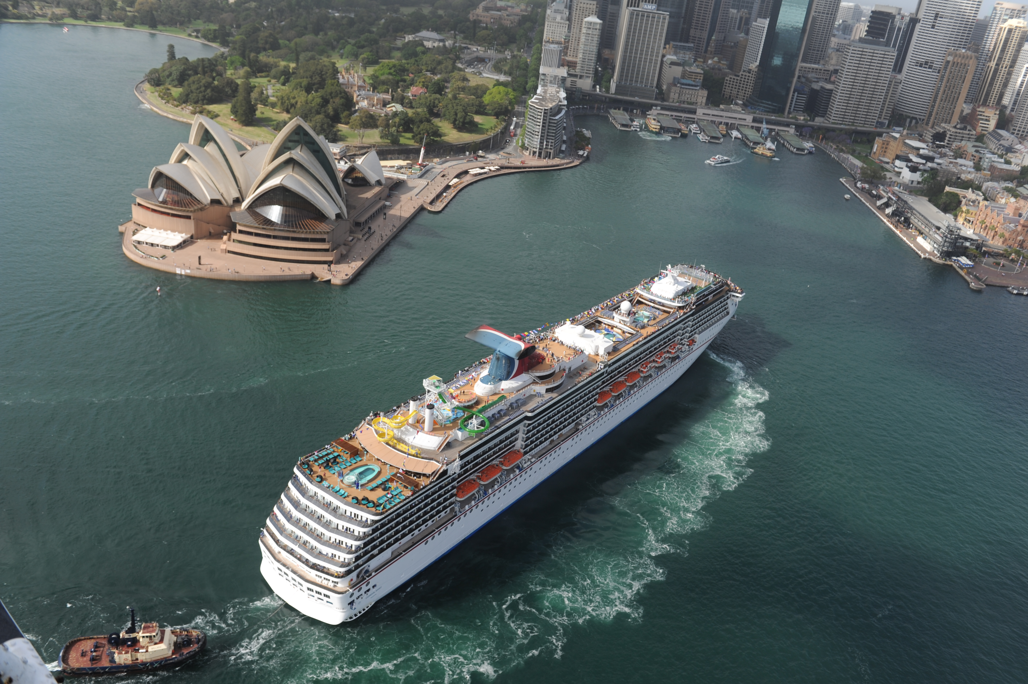 Carnival Cruise Lines reaffirms commitment to the Australian Market