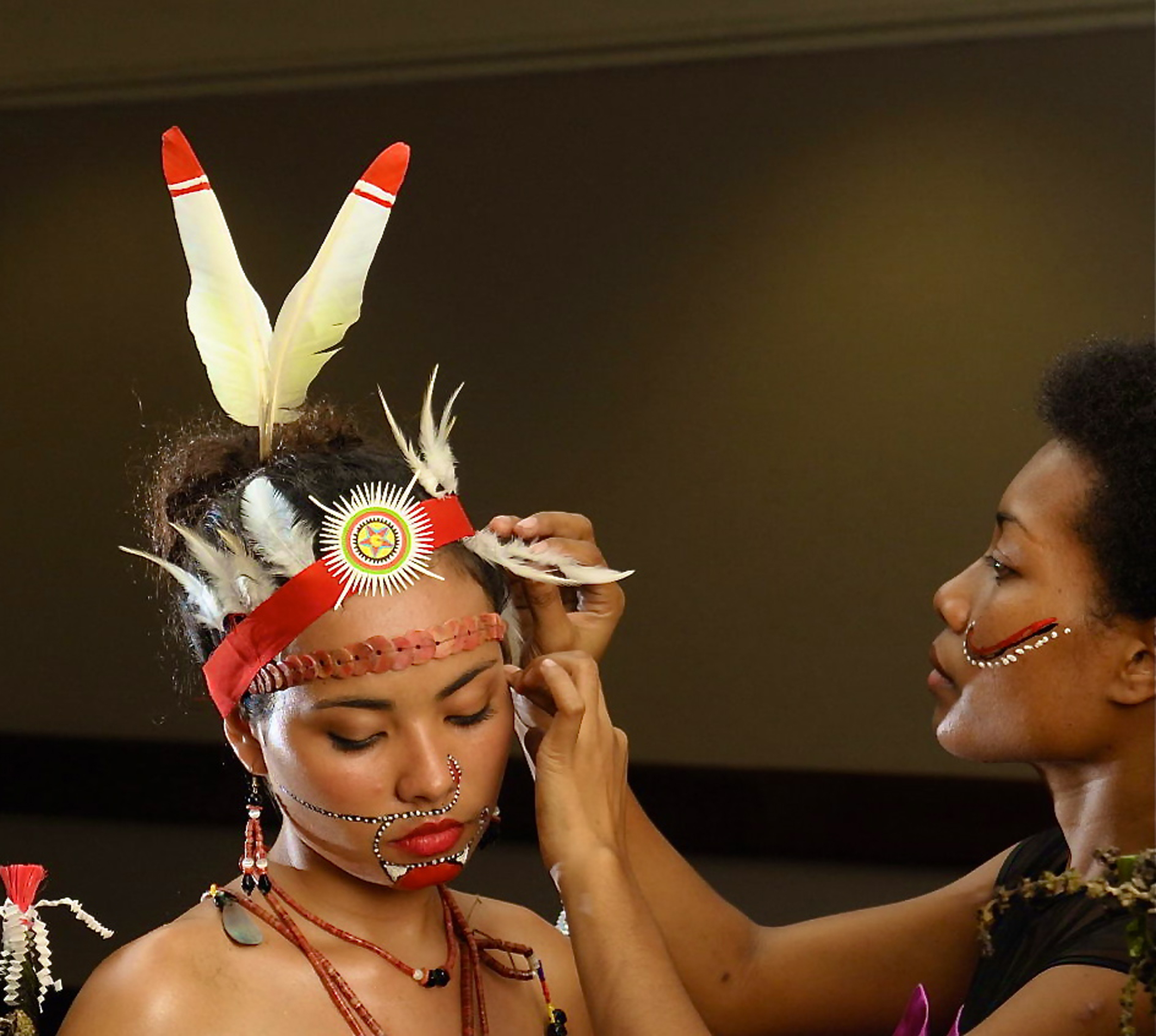 P&O Cruises Helps PNG Princess Find Her 'Voice'