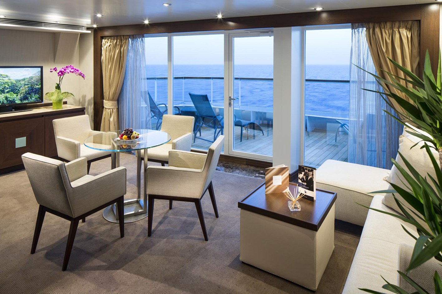 Ultra Luxury Penthouse Spa Suites Added To Seabourn Odyssey