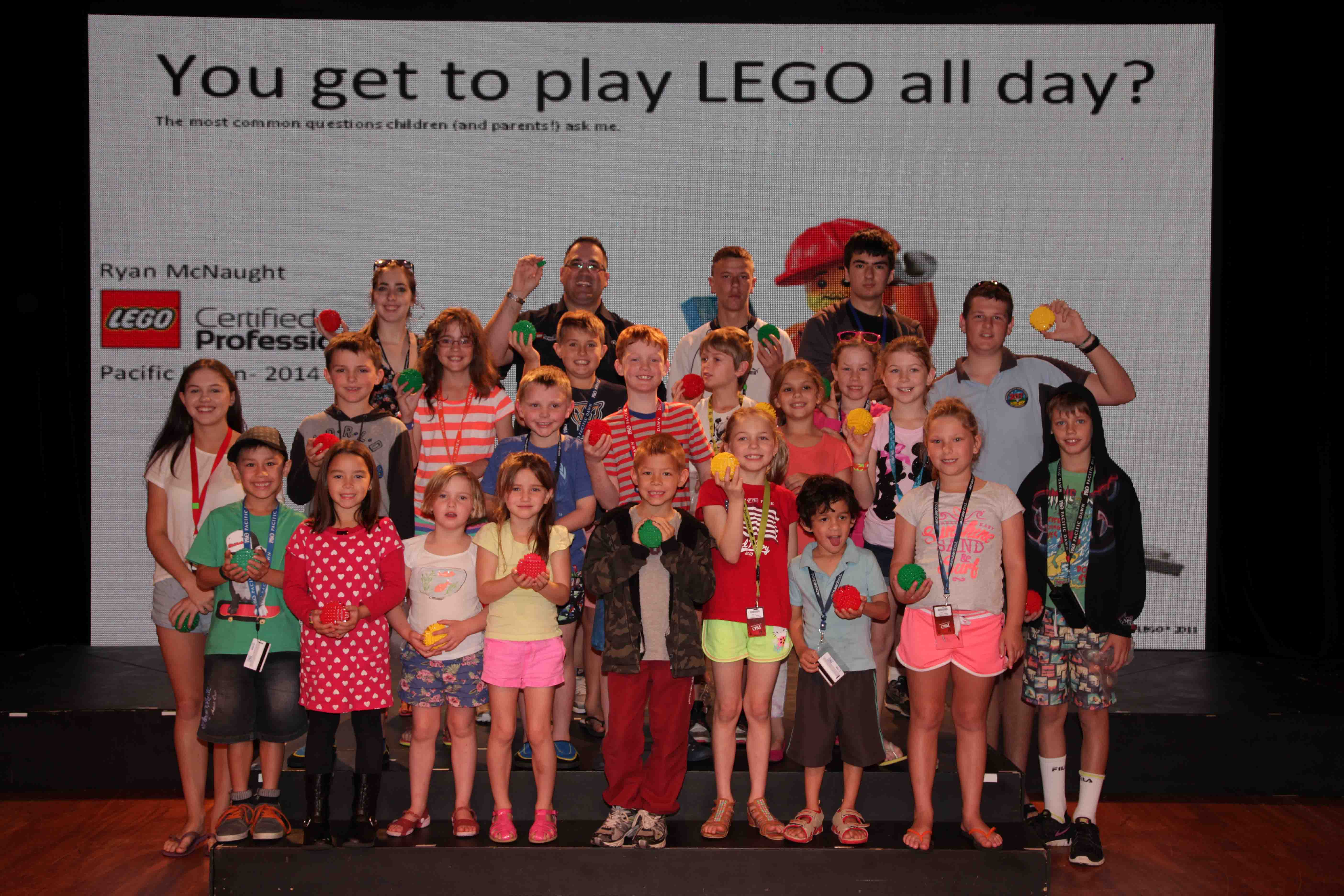 P&O Cruises Builds a Great School Holiday with LEGO® Fun